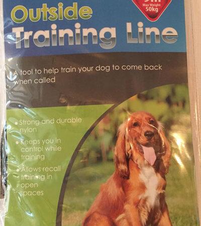 Outside Training Lead 9m Max 50kg