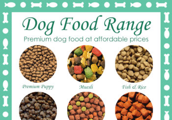 Spring Dog Food Sale
