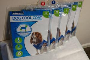 Dog Cool Coat (XS)
