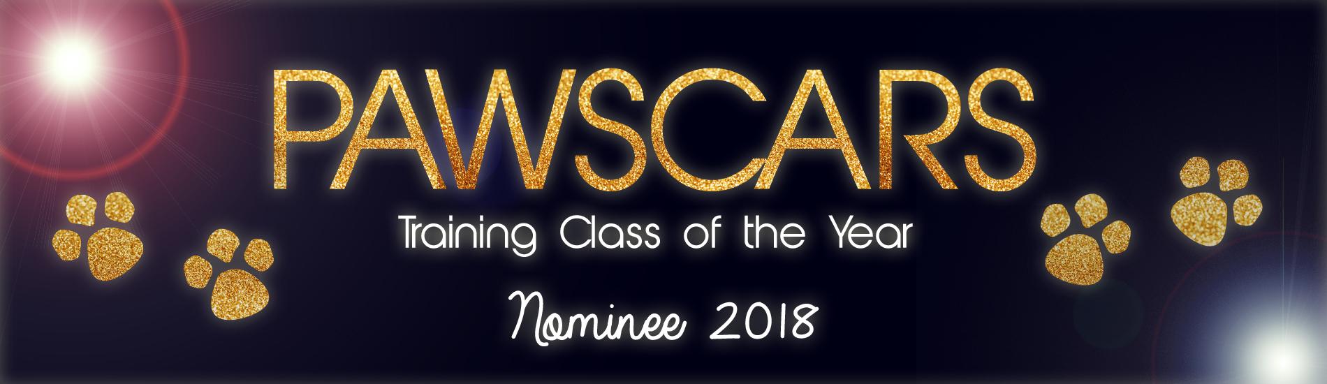Pawscars Nominee 2018 Slider