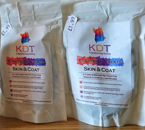 Functional Treats for Skin and Coat