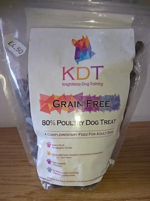 Poultry Dog Treat