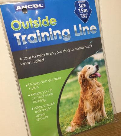 Outside Training Lead 15m Max 50kg