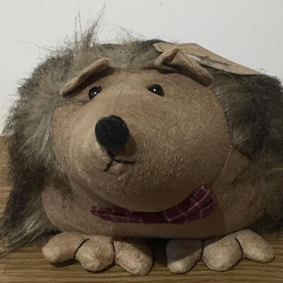 Hector The Hedgehog Door Stop