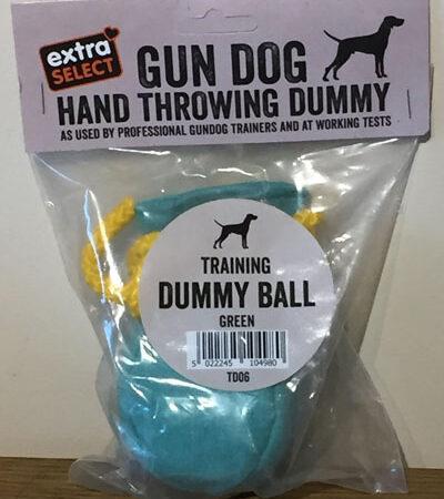 Hand Throwing Dummy Ball