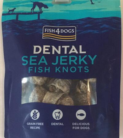 Dental Sea Jerky Fish Knots
