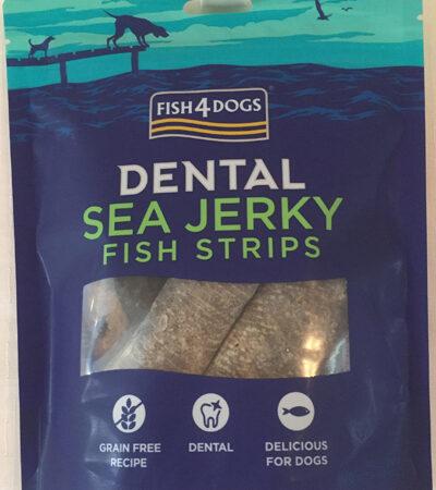 Dental Sea Jerky Fish Strips